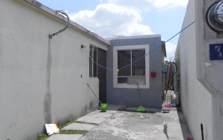 Foto de casa en venta en  , la ciudadela sector real san josé, juárez, nuevo león, 1291095 No. 02
