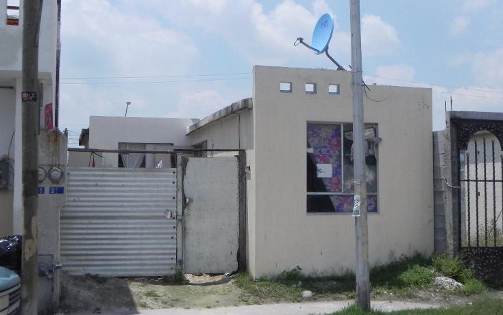 Foto de casa en venta en  , la ciudadela sector real san josé, juárez, nuevo león, 1692178 No. 01