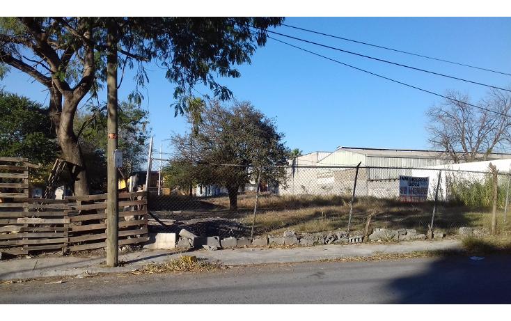 Foto de terreno comercial en venta en  , la comedia, guadalupe, nuevo león, 1776810 No. 03