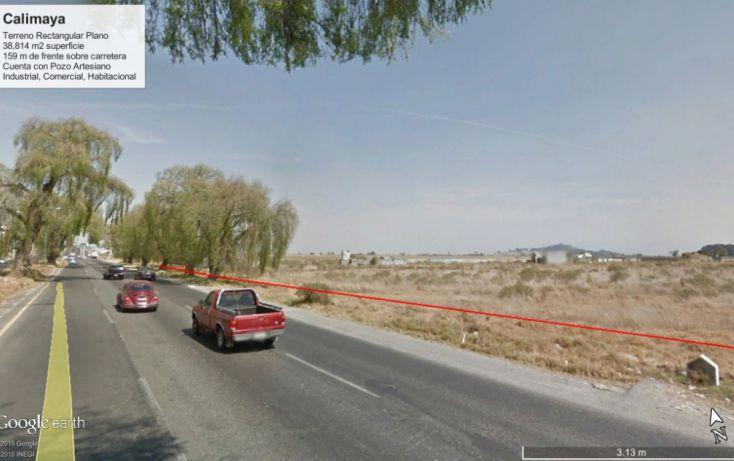 Foto de terreno comercial en venta en, la concepción coatipac la conchita, calimaya, estado de méxico, 1237441 no 02