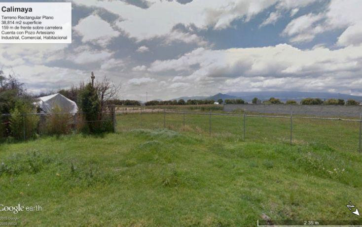 Foto de terreno comercial en venta en, la concepción coatipac la conchita, calimaya, estado de méxico, 1237441 no 07