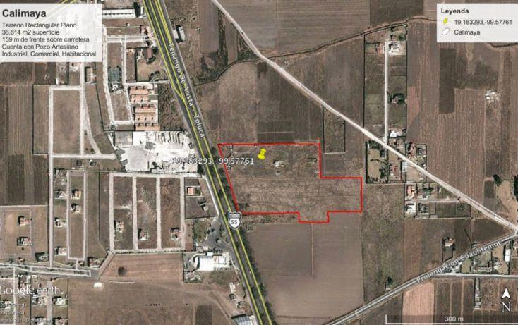 Foto de terreno comercial en venta en, la concepción coatipac la conchita, calimaya, estado de méxico, 1237441 no 08