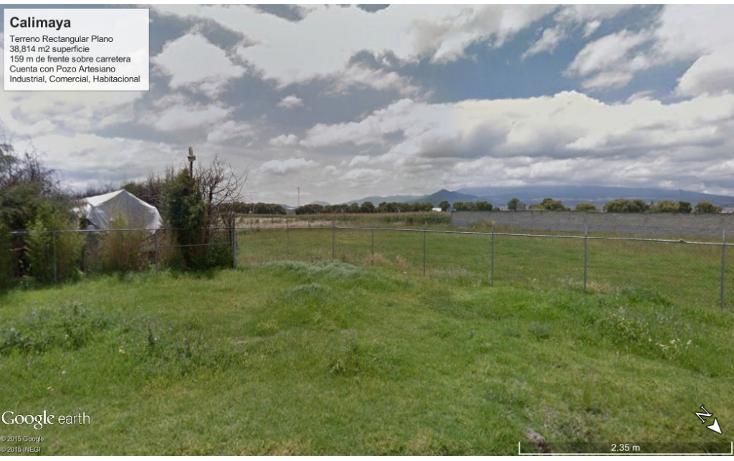 Foto de terreno comercial en venta en  , la concepci?n coatipac (la conchita), calimaya, m?xico, 1237441 No. 07