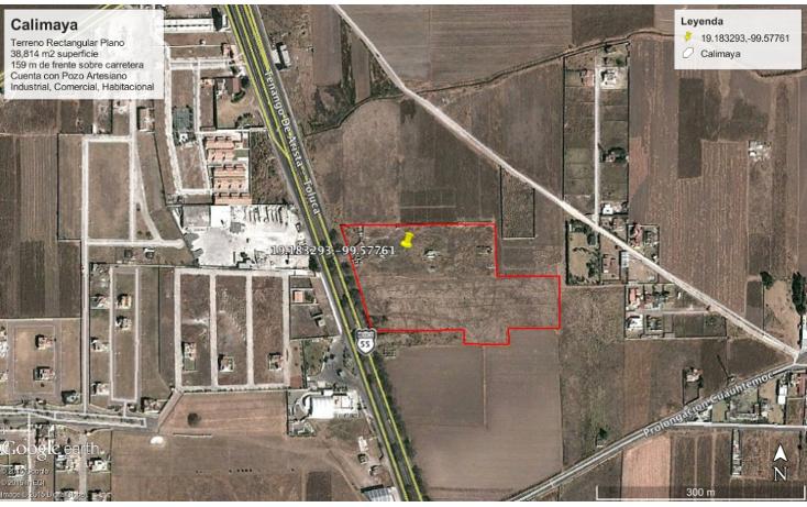 Foto de terreno comercial en venta en  , la concepci?n coatipac (la conchita), calimaya, m?xico, 1237441 No. 08