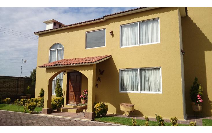 Foto de casa en venta en  , la concepción coatipac (la conchita), calimaya, méxico, 1612908 No. 01