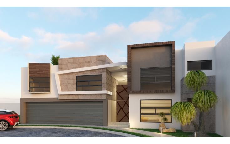 Foto de casa en venta en  , la concepción, puebla, puebla, 1597976 No. 01