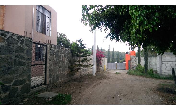 Foto de terreno habitacional en venta en  , la concepción, san juan del río, querétaro, 1078195 No. 04