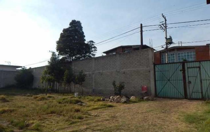 Foto de terreno comercial en renta en  , la concepci?n, san mateo atenco, m?xico, 1774444 No. 08