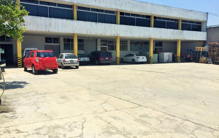 Foto de nave industrial en venta en  , la concepción, tultitlán, méxico, 1323679 No. 01