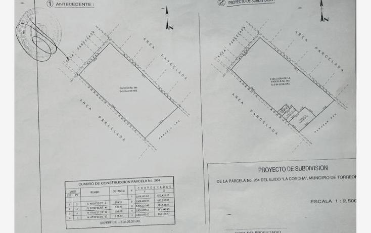 Foto de terreno comercial en venta en  , la concha, torreón, coahuila de zaragoza, 1904560 No. 05