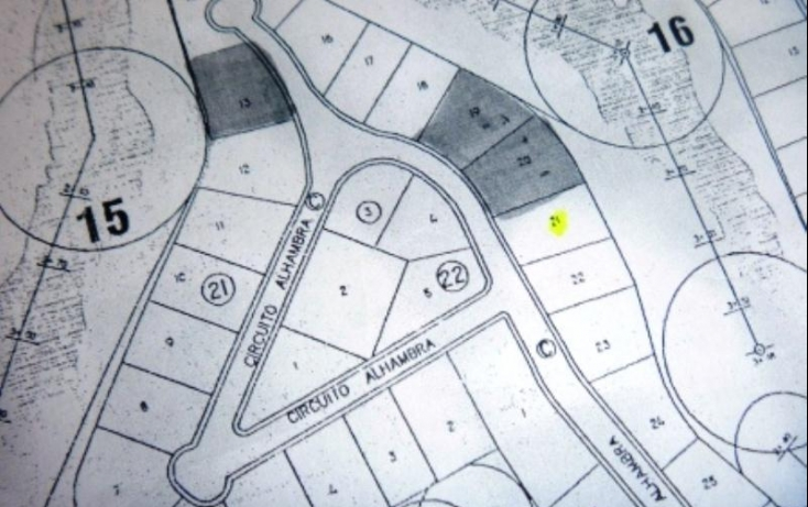 Foto de terreno habitacional en venta en, la concha, torreón, coahuila de zaragoza, 523086 no 02