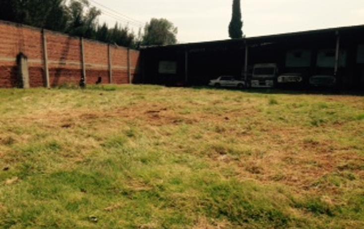 Foto de terreno comercial en venta en  , la concha, xochimilco, distrito federal, 1554570 No. 03