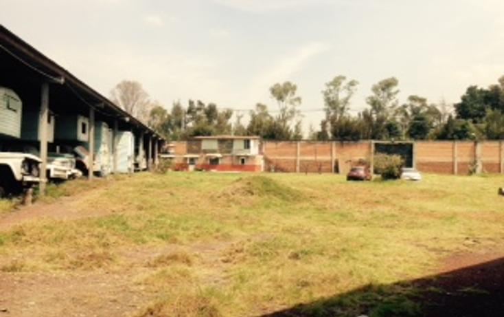 Foto de terreno comercial en venta en  , la concha, xochimilco, distrito federal, 1554570 No. 04