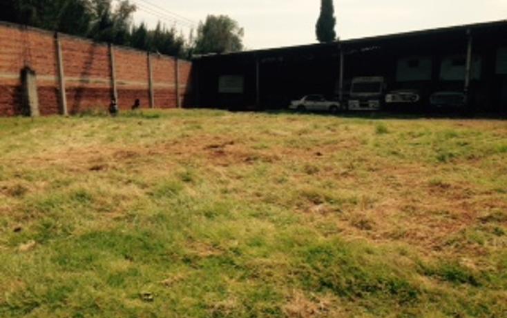 Foto de terreno comercial en venta en  , la concha, xochimilco, distrito federal, 1554570 No. 05