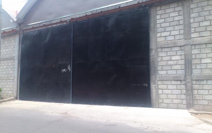 Foto de nave industrial en renta en  , la concha, xochimilco, distrito federal, 1666654 No. 03