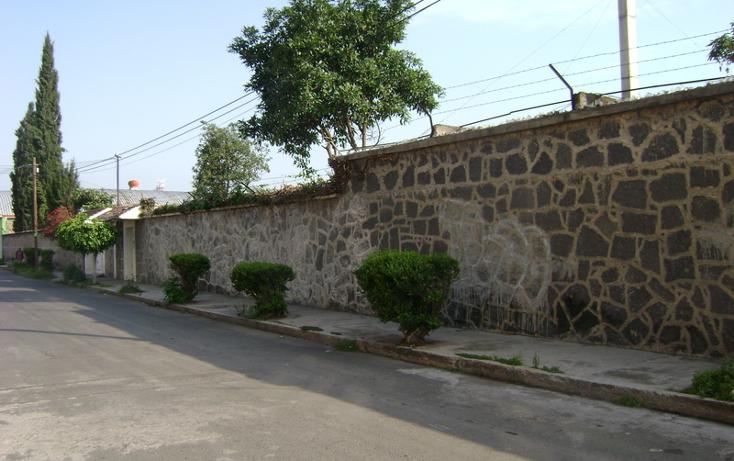 Foto de terreno habitacional en venta en  , la conchita, chalco, m?xico, 1177391 No. 09