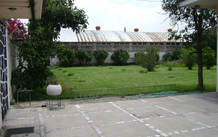 Foto de terreno habitacional en venta en  , la conchita, chalco, m?xico, 1177391 No. 10