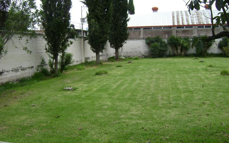 Foto de terreno habitacional en venta en  , la conchita, chalco, m?xico, 1177391 No. 35