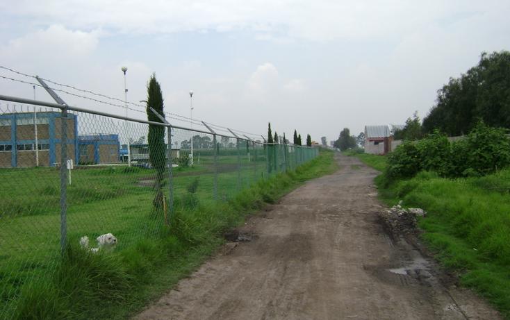 Foto de terreno habitacional en venta en  , la conchita, chalco, m?xico, 1192133 No. 05