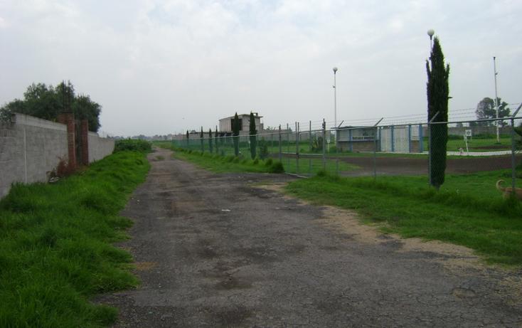 Foto de terreno habitacional en venta en  , la conchita, chalco, m?xico, 1192133 No. 07