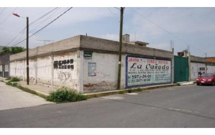 Foto de terreno habitacional en venta en  , la conchita, chalco, méxico, 1266933 No. 01