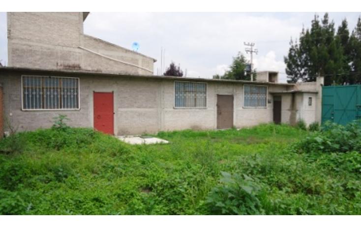 Foto de terreno habitacional en venta en  , la conchita, chalco, méxico, 1266933 No. 02