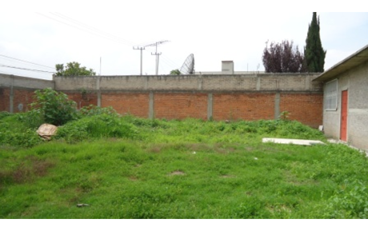 Foto de terreno habitacional en venta en  , la conchita, chalco, méxico, 1266933 No. 03