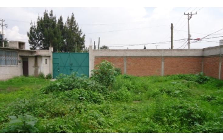 Foto de terreno habitacional en venta en  , la conchita, chalco, méxico, 1266933 No. 05