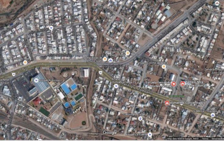 Foto de terreno habitacional en venta en, la concordia, chihuahua, chihuahua, 1968138 no 01
