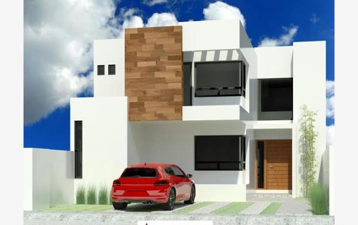 Foto de casa en venta en  0, la condesa, querétaro, querétaro, 2850559 No. 01