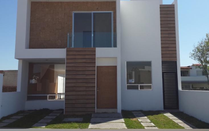 Foto de casa en venta en  , la condesa, querétaro, querétaro, 1163673 No. 01