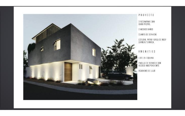 Foto de casa en venta en  , la condesa, querétaro, querétaro, 1252143 No. 01