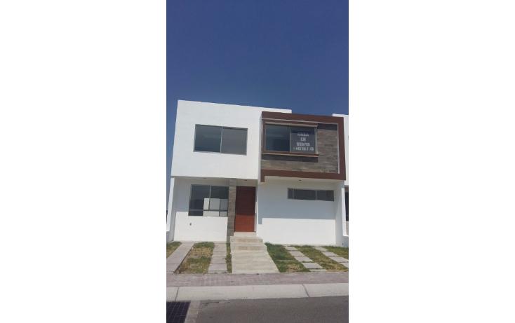 Foto de casa en venta en  , la condesa, querétaro, querétaro, 1478321 No. 01