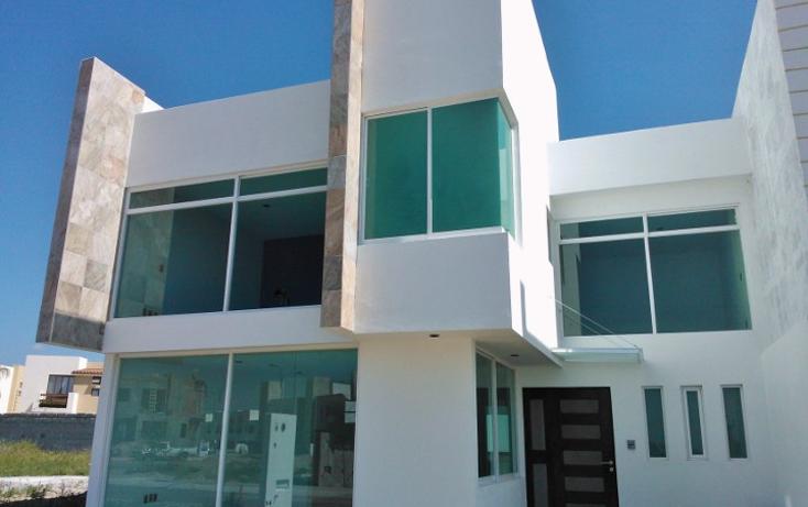 Foto de casa en condominio en venta en  , la condesa, querétaro, querétaro, 1489771 No. 01