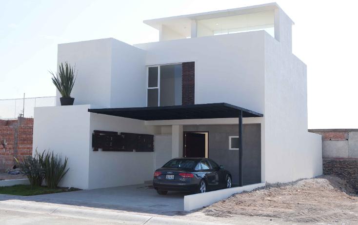 Foto de casa en venta en  , la condesa, querétaro, querétaro, 1556510 No. 01