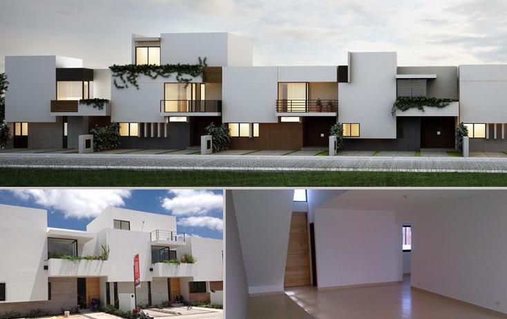 Foto de casa en venta en  , la condesa, querétaro, querétaro, 615087 No. 01