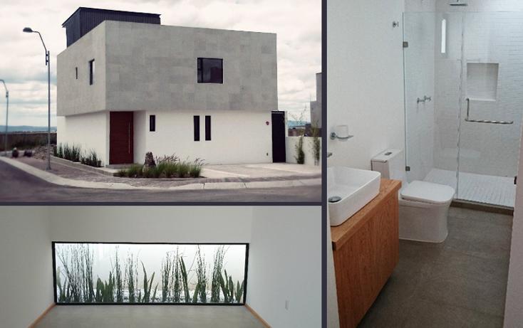 Foto de casa en venta en  , la condesa, querétaro, querétaro, 819841 No. 03