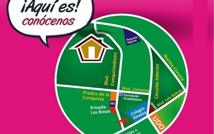 Foto de casa en venta en  , la conquista, culiac?n, sinaloa, 1405435 No. 18