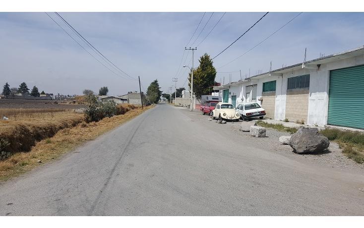 Foto de terreno habitacional en venta en  , la constitución totoltepec, toluca, méxico, 1955763 No. 02