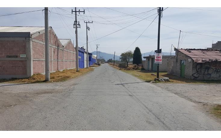 Foto de terreno habitacional en venta en  , la constitución totoltepec, toluca, méxico, 1955763 No. 04