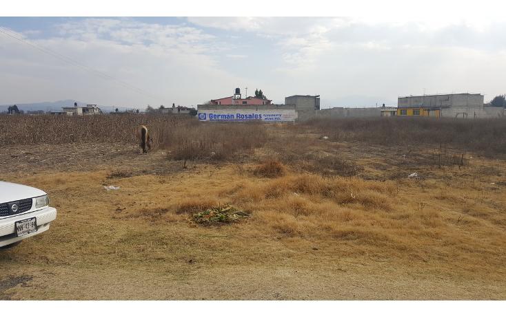 Foto de terreno habitacional en venta en  , la constitución totoltepec, toluca, méxico, 1955763 No. 08