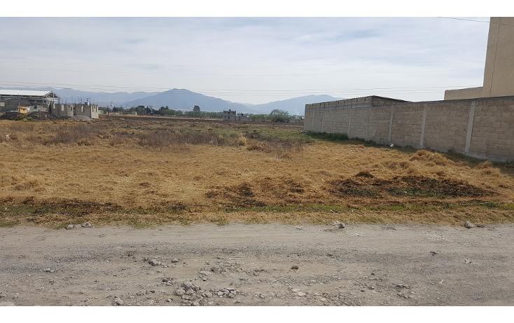 Foto de terreno habitacional en venta en  , la constitución totoltepec, toluca, méxico, 1955763 No. 09