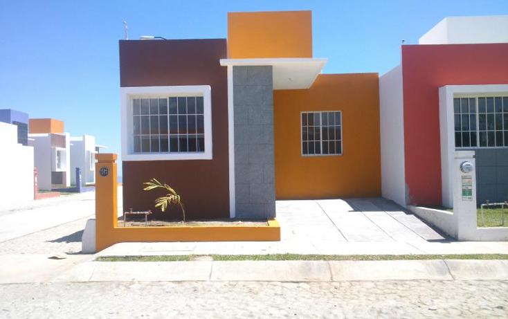 Foto de casa en venta en  , la cruz, cuauhtémoc, colima, 462061 No. 01
