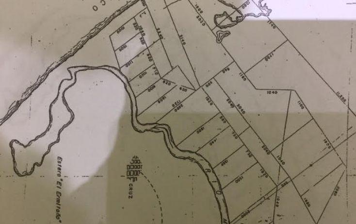 Foto de terreno comercial en venta en, la cruz de loreto, tomatlán, jalisco, 1778622 no 02