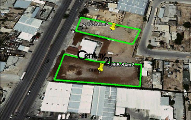 Foto de terreno habitacional en venta en, la cuesta 1, juárez, chihuahua, 1180545 no 01