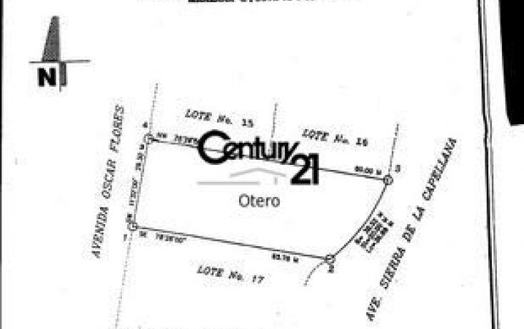 Foto de terreno habitacional en venta en, la cuesta 1, juárez, chihuahua, 1180545 no 02
