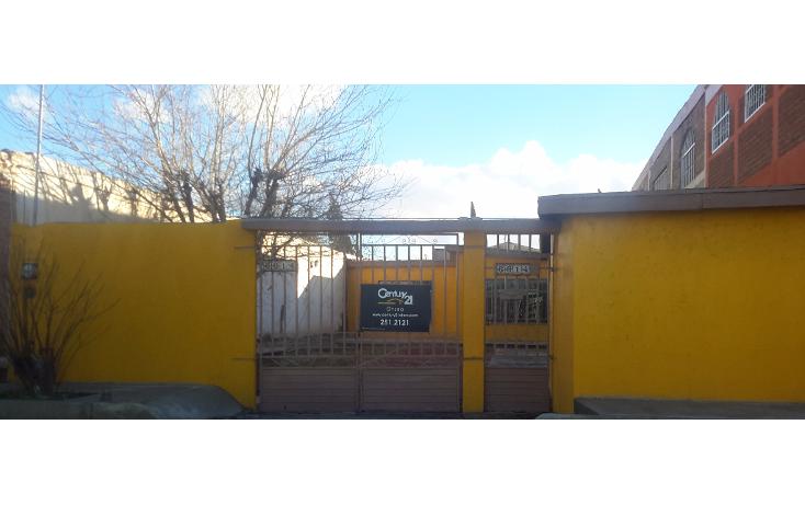 Foto de casa en venta en  , la cuesta 1, ju?rez, chihuahua, 1438017 No. 01