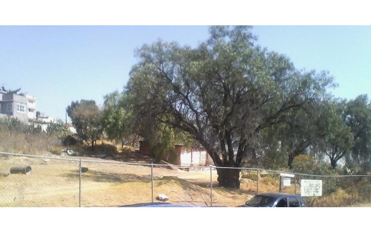 Foto de terreno habitacional en venta en  , la cuspide, naucalpan de juárez, méxico, 1176249 No. 01