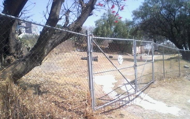 Foto de terreno habitacional en venta en  , la cuspide, naucalpan de juárez, méxico, 1176249 No. 04