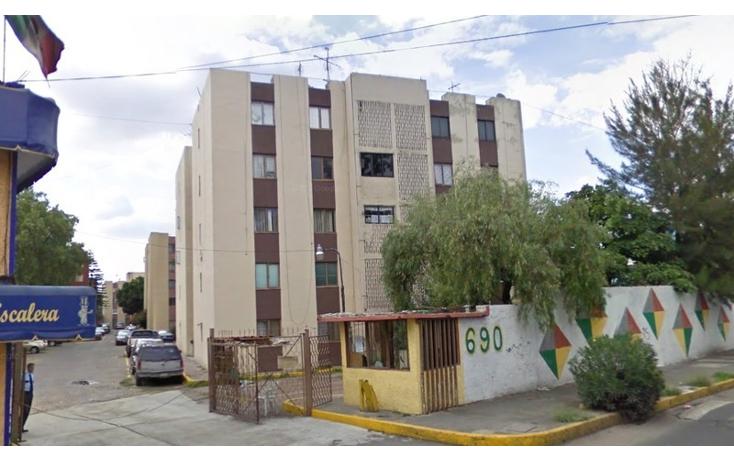 Foto de departamento en venta en  , la escalera, gustavo a. madero, distrito federal, 986421 No. 02